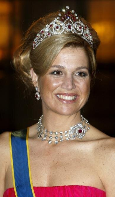 The New Queen of Netherlands