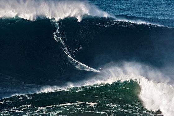 Garrett McNamara & The Biggest Wave Ever!