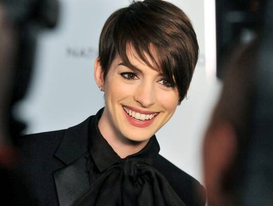 Anne Hathaway is Unemployed
