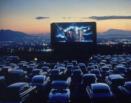Movie Outdoors? What a Great Idea!