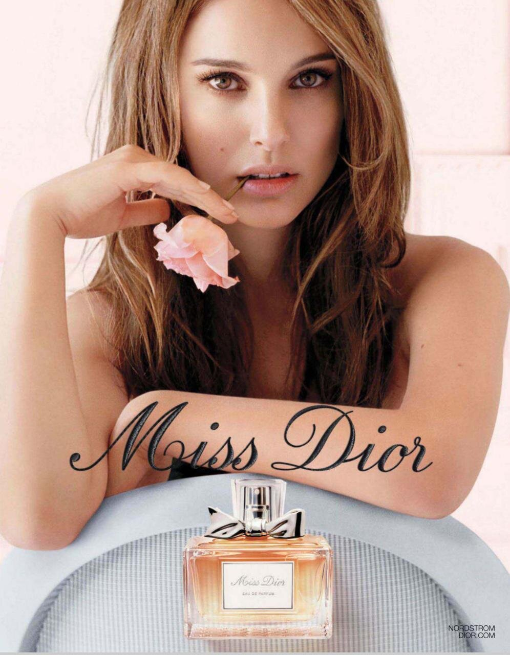 Natalie Portman is The New Miss Dior от Marinara за 05 feb 2013