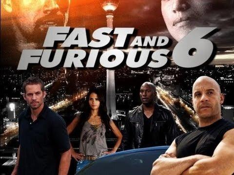 Fast & Furious 6 Teaser Pics от Cassandra за 05 feb 2013
