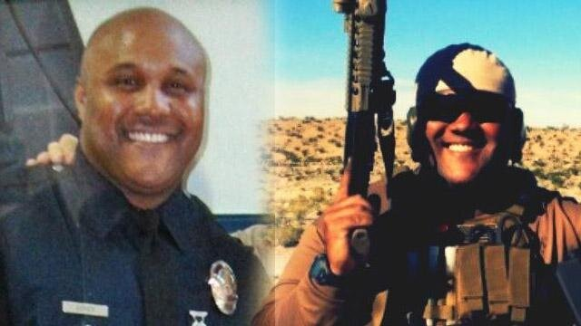 Ex Cop Shoots His Ex Colleagues in California