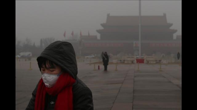 China Prays for Fresh Air от Marinara за 07 feb 2013