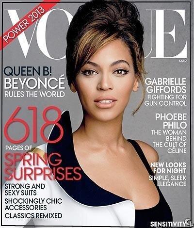 Beyonce On The Vogue! от Marinara за 11 feb 2013