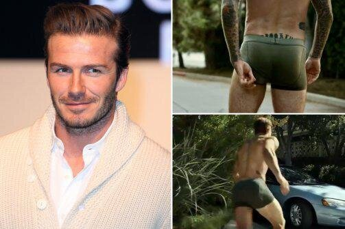Yes, Ladies, David Beckham Lied to You!