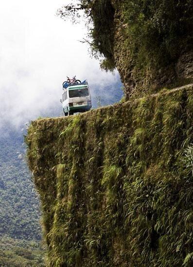 Bolivia's Road of Death