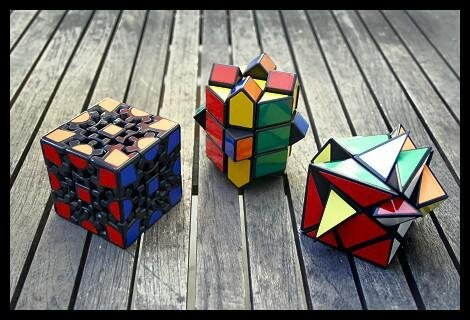 As if Rubik's Cubes Aren't Confusing Already