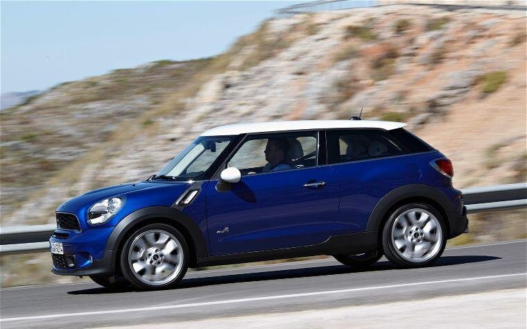 New Mini Cooper Looks Like an Alien