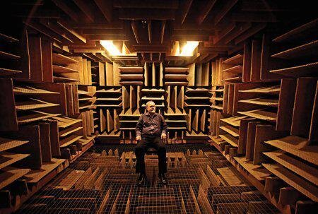This Room Is So Quiet It Will Drive You Crazy!