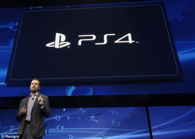 Sony Playstation 4 Unveiled!