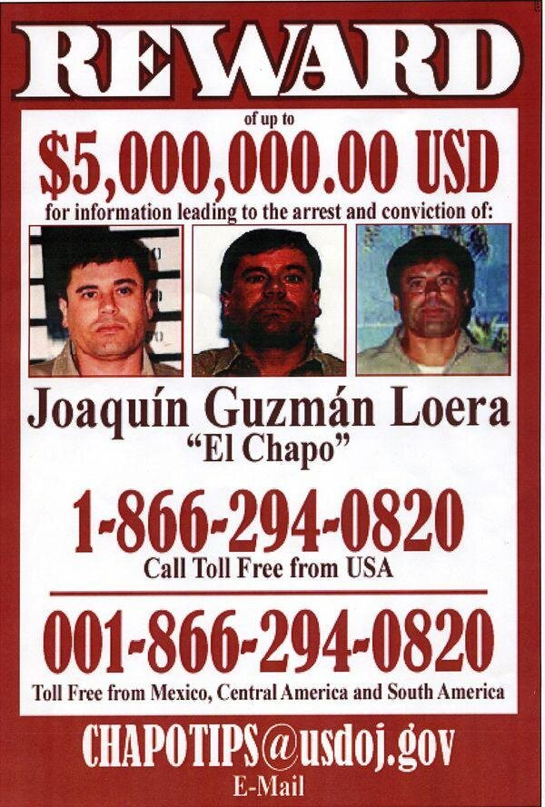 Most Wanted Drug Lord Suspected to Be Dead от Marinara за 22 feb 2013