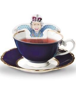 Queen of England in My Tea!