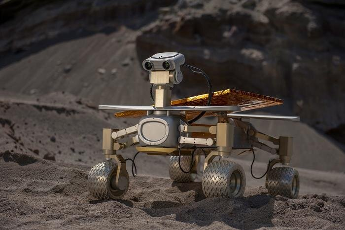 Google Offers $20 Million to a Private Company That Can Land a Robot on The Moon