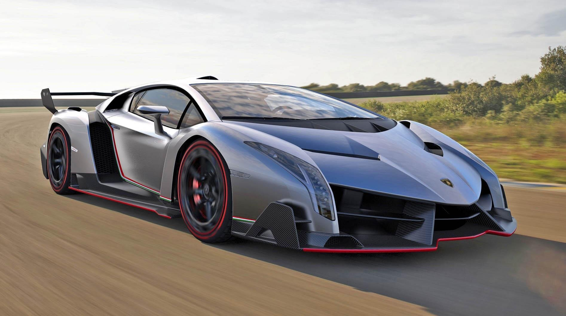 Lamborghini to Unveil Their Fastest Car , Meet Veneno