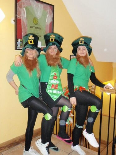 Crazy and Creative St. Patrick's Day Outfits!