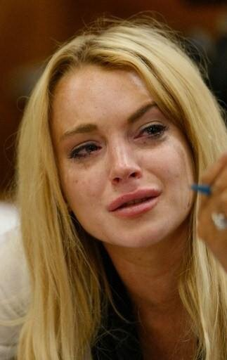 Lindsay Lohan Goes to Rehab