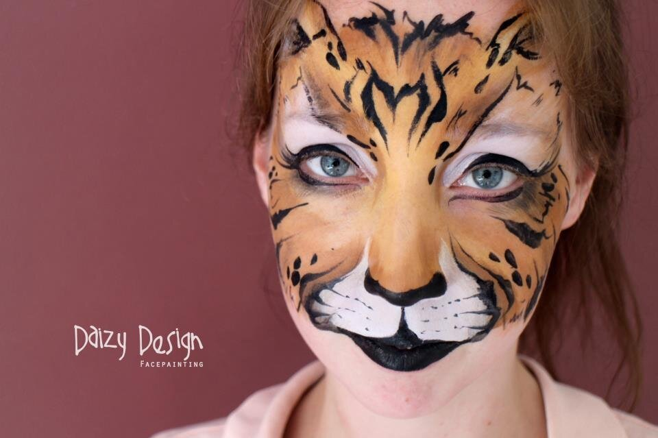 Amazing Face-Paintings by a New Zealand Mom Christy Lewis