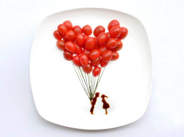 Fun Creative Food Art