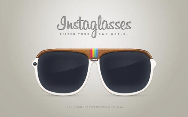 Instagram Sunglasses How Cool: Instaglasses