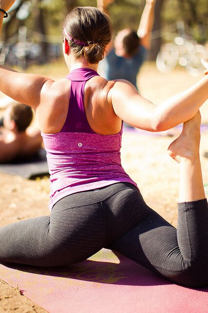 Lululemon Takes Yoga Pants off Shelves For 'Sheerness'