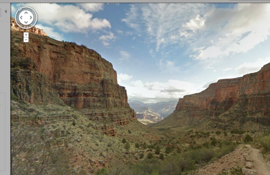 Climb The Greatest Mountains with Google Street View!