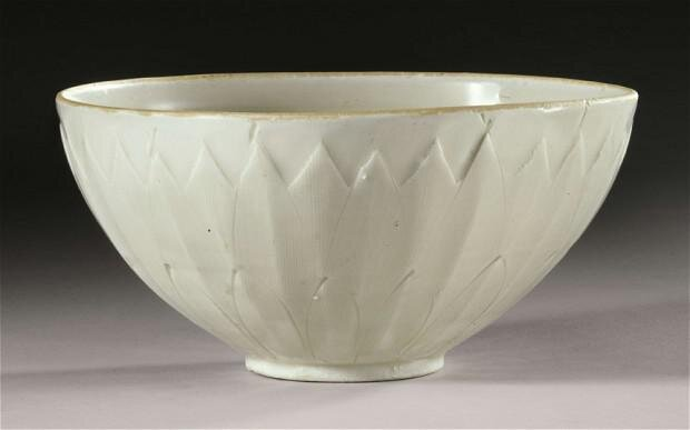 $3 Bowl from Garage Sale Sells for $2.2 million