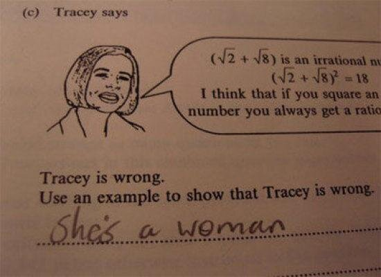 Hilarious Test Answers from Kids от Marinara за 22 mar 2013