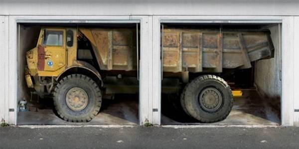 Cool Garage Door Covers