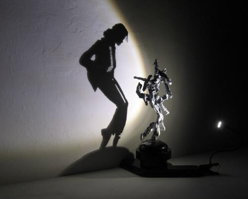 Light Sculptures by Diet Wiegman