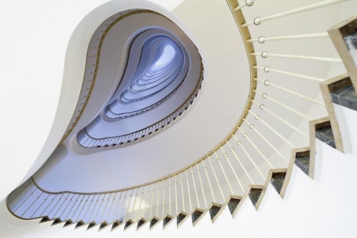 Truly Amazing Staircases, Home Decor, Photos By Nils Eisfeld от Marinara за 24 mar 2013