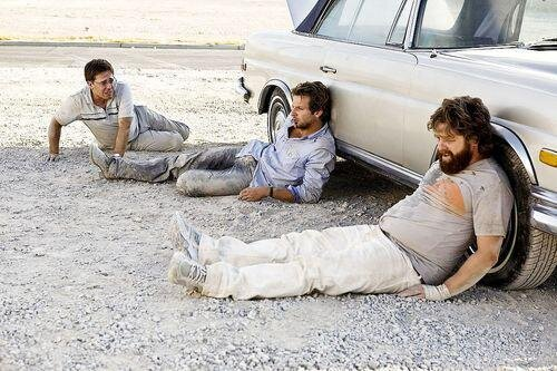 """If """"The Hangover"""" was a Horror Film"""