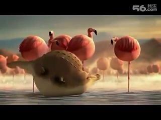 Hilarious Cartoons About Fat Ballon-Shaped Animals  от Marinara за 20 apr 2013