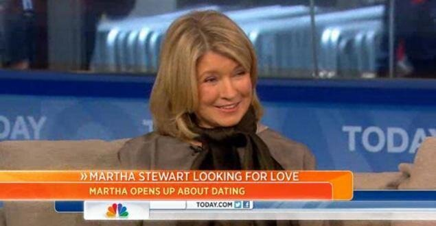 Martha Stewart is Looking for Love on Match.com от Marinara за 01 may 2013