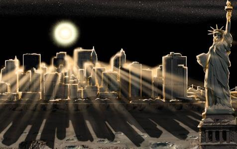 What if New York City Was Built on Another Planet? от Marinara за 20 may 2013