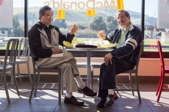 Happy Meals, A Man Drives Around USA to Take Portraits of McDonald's Customers