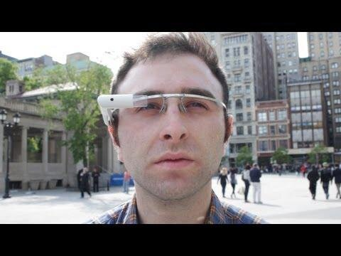 Hilarious Video of People Shooting Pictures and Videos with Google Glass от Marinara за 28 may 2013