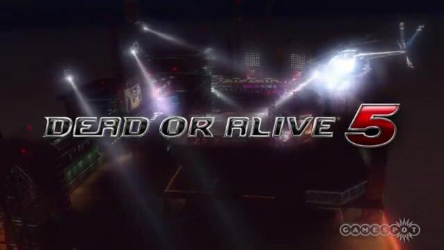 Трейлер Dead or Alive 5 – турнир начинается (видео)