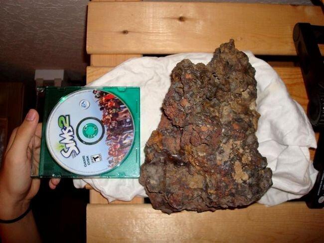 Метеорит (9 фото)
