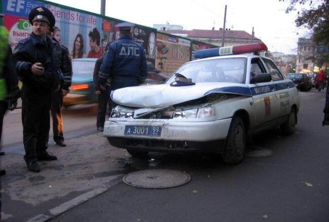 Утренний криминал на Покросвком бульваре (15 фото)