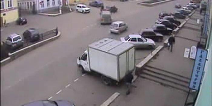 Авария дня часть 818 (фото+видео)