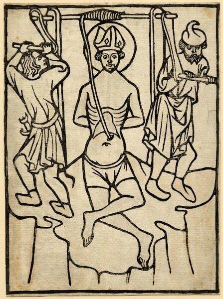 Мученичества святых (74 фото)