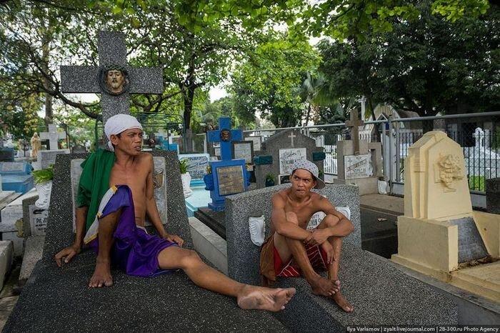 Загробная жизнь (34 фото)
