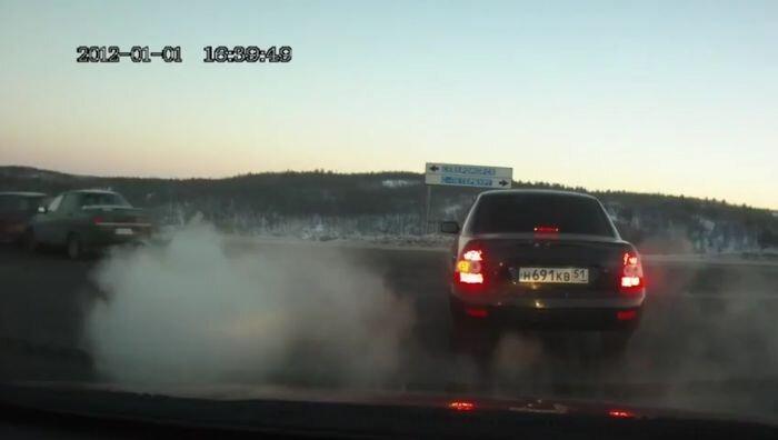 Авария дня часть 834 (фото+видео)