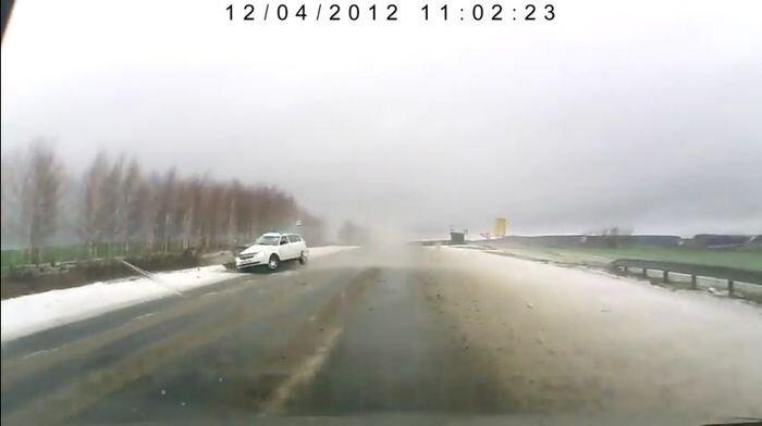 Авария дня часть 835 (фото+видео)