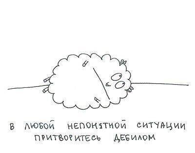 Смешные рисунки от zubrilov за 10 декабря 2012