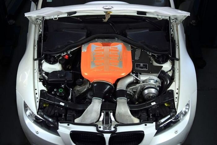 BMW M3 Sporty Drive TU от тюнеров из G-Power (4 фото)