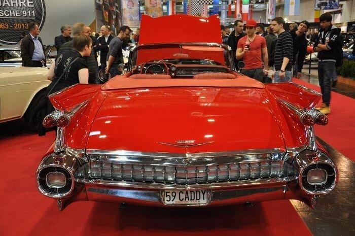 Полный фотоотчёт об Essen Motor Show 2012 (398 фото)