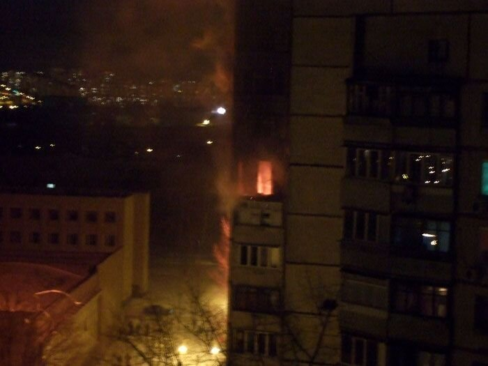 Взрыв газа в Харькове (25 фото + 6 видео)