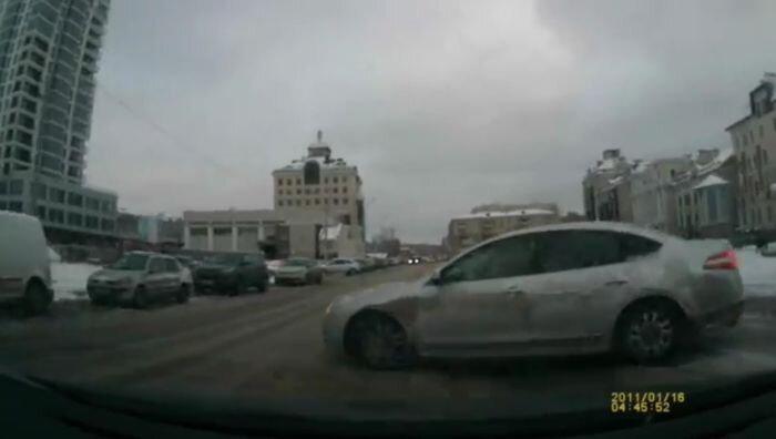 Авария дня часть 852 (фото+видео)